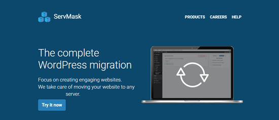 The all-in-one WP migration plugin for WordPress