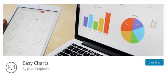 Complemento de visualización de datos Easy Charts