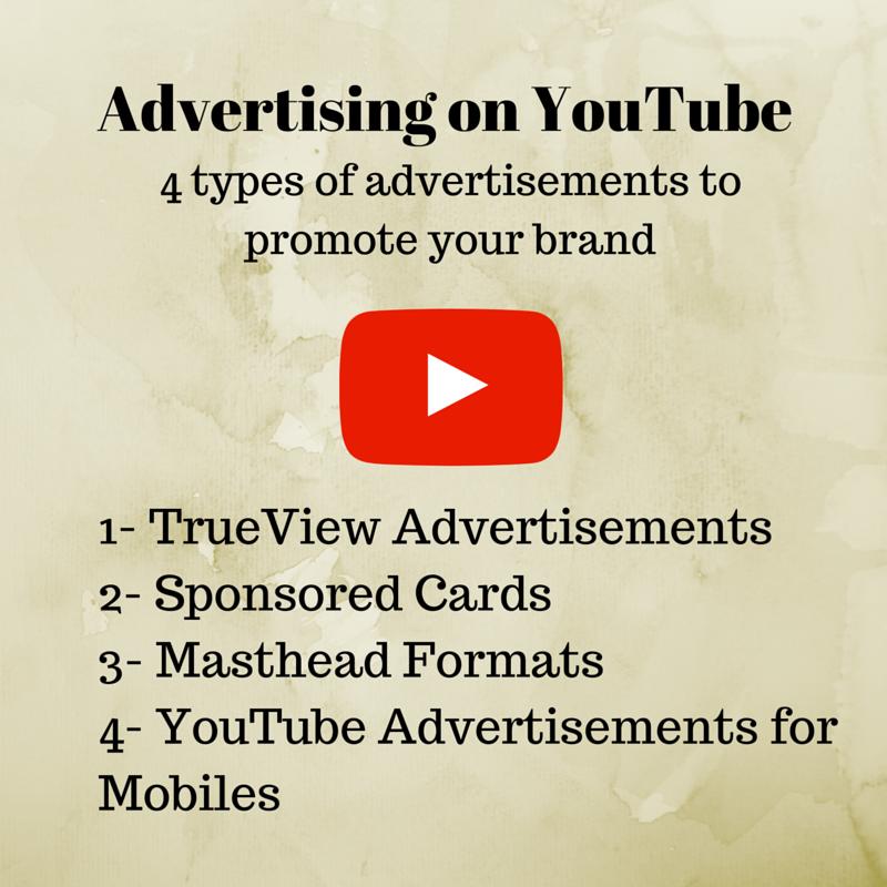 Publicidad en YouTube: publicidad de YouTube