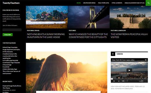 Kaksikymmentätoista: uusi WordPress-oletusteema seuraavalle vuodelle