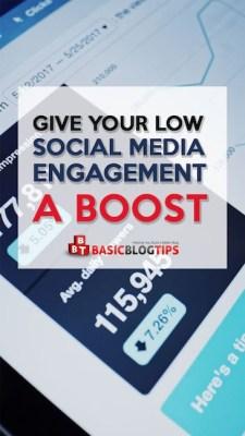 Dale un impulso a tu compromiso con las redes sociales