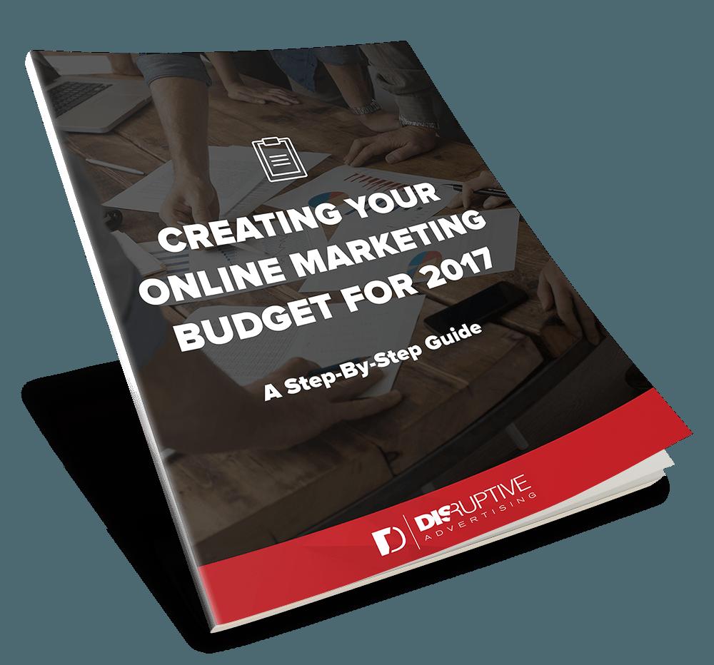 Cómo crear un presupuesto de marketing efectivo para 2017 [EBOOK] El | Publicidad disruptiva