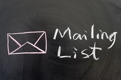 Lista de correo