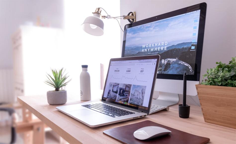 10 mejores prácticas de diseño de blog para seguir (imagen de un blog)