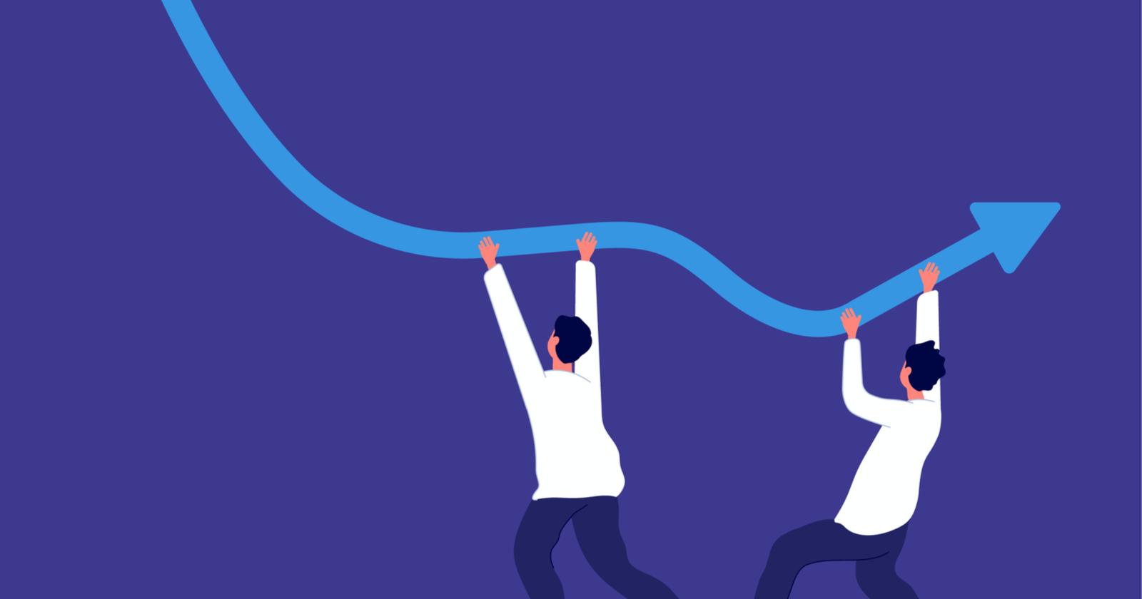 Google My Business-näyttökerrat laskivat 59%
