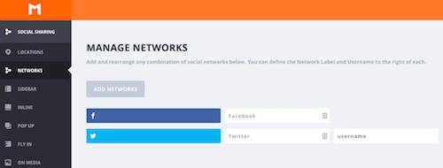 redes de intercambio social 2