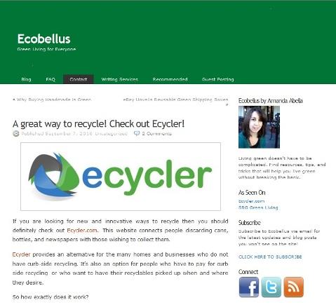 ecobellus blogu