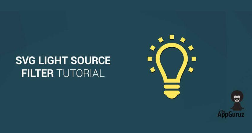 SVG Işık Kaynağı Filtresi Eğitimi SVG Filtresi Eğitimi