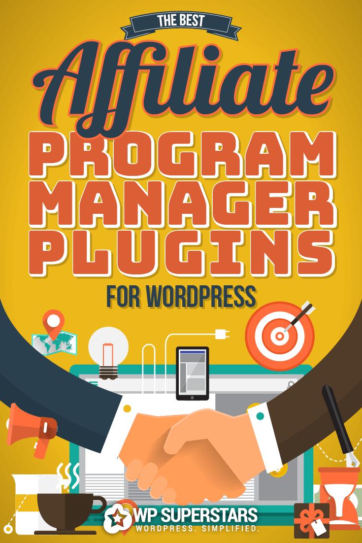 Los mejores complementos de administrador de programas de afiliados para WordPress