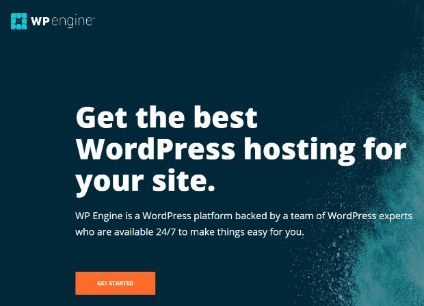 alojamiento gestionado por motor wp para sitios de wordpress