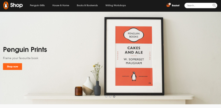 pingvin-knjige-to-koristi-Shopify