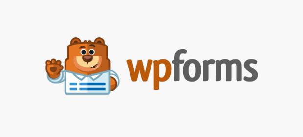 logotipo de wpforms