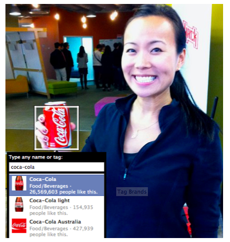 Coca-Cola con foto de usuario