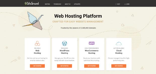 proveedor de alojamiento de wordpress administrado en el sitio