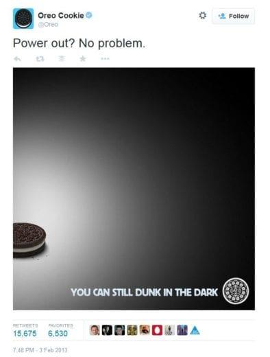"""oreo-dunk-in-the-dark """"width ="""" 625 """"height ="""" 824 """"srcset ="""" https://www.relevance.com/wp-content/uploads/2014/12/oreo-dunk-in-the -dark.jpg 394w, https://www.relevance.com/wp-content/uploads/2014/12/oreo-dunk-in-the-dark-227x300.jpg 227w, https://www.relevance.com /wp-content/uploads/2014/12/oreo-dunk-in-the-dark-600x791.jpg 600w, https://www.relevance.com/wp-content/uploads/2014/12/oreo-dunk- in-the-dark-300x395.jpg 300w """"tamaños ="""" (ancho máximo: 625px) 100vw, 625px """"></p> <p>Con cada día festivo, ceremonia de premiación y evento cultural, las marcas han reunido a sus agencias, equipo de relaciones públicas y abogados e hicieron intentos incómodos, tristes y a veces patéticos de ser """"modernos"""", """"en el momento"""" y """"culturalmente relevantes"""".</p><div class='code-block code-block-2' style='margin: 8px auto; text-align: center; display: block; clear: both;'> <div data-ad="""