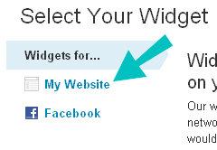 widget web sitesi