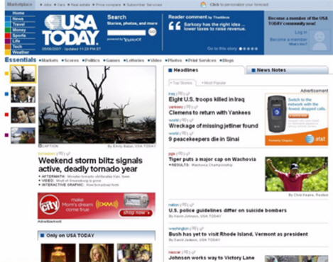 USATood Web 2.0