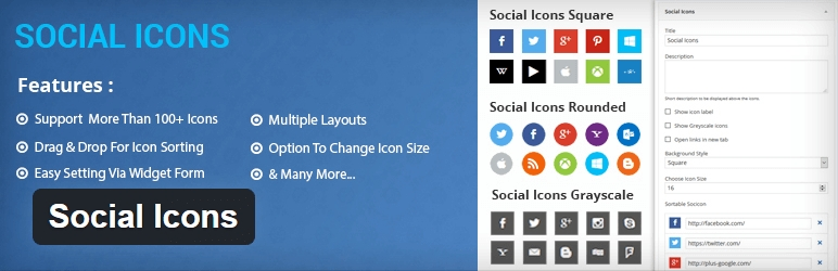 social-icons-essential-wordpress-plugins