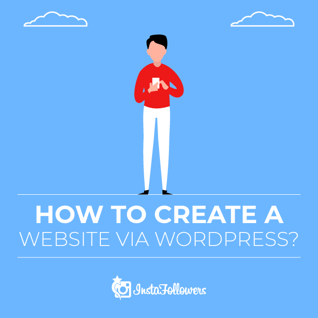 Crear un sitio web a través de WordPress