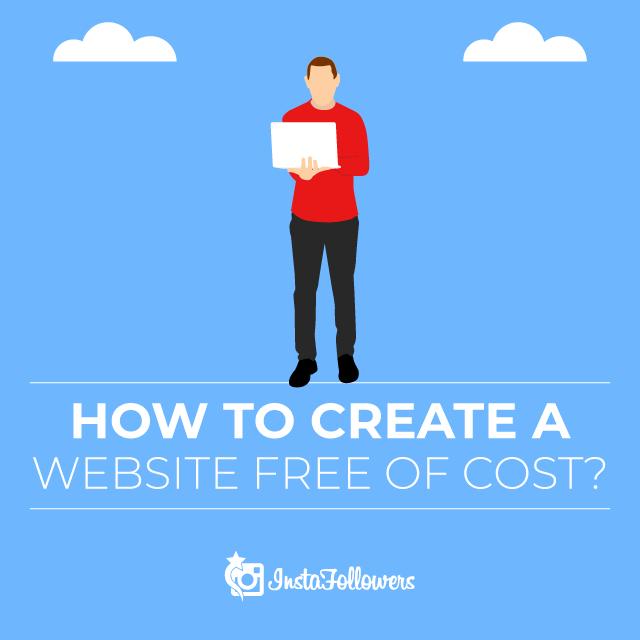 Cómo crear un sitio web sin costo