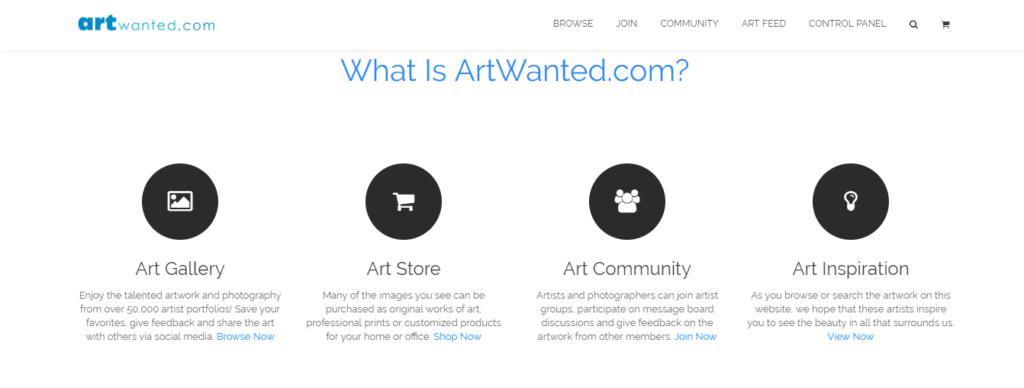 Los mejores sitios web de trabajo independientes buscan arte