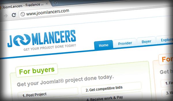Los mejores sitios web de trabajo independientes Joomlancers