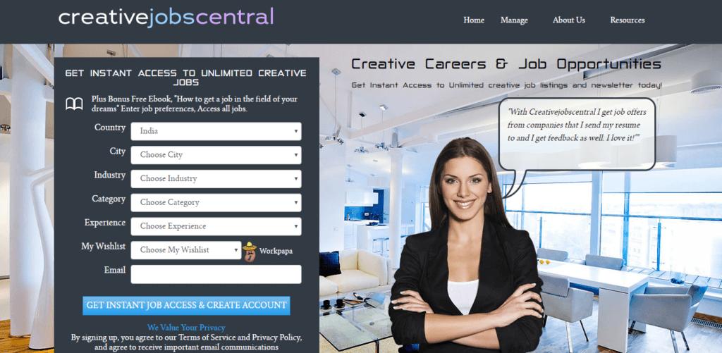 Mejores sitios web de trabajo independientes Trabajos de cruceros