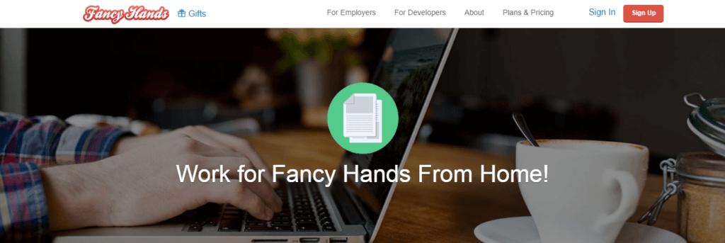 Best Freelance Job Websites Fancy Hands