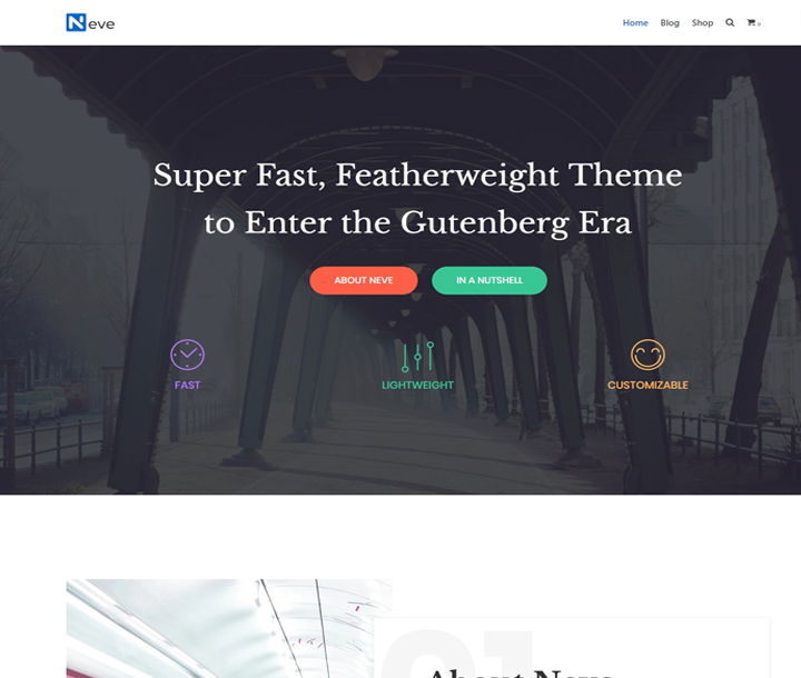 """neve-free-onepage-wordpress-theme """"width ="""" 720 """"height ="""" 610 """"srcset ="""" https://themegrill.com/blog/wp-content/uploads/2016/01/neve-free-onepage-wordpress -theme.jpg 720w, https://themegrill.com/blog/wp-content/uploads/2016/01/neve-free-onepage-wordpress-theme-300x254.jpg 300w """"tamaños ="""" (ancho máximo: 720px ) 100vw, 720px """"><span style="""