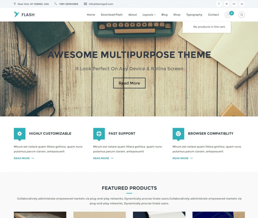flash-multipurpose-wordpress-theme