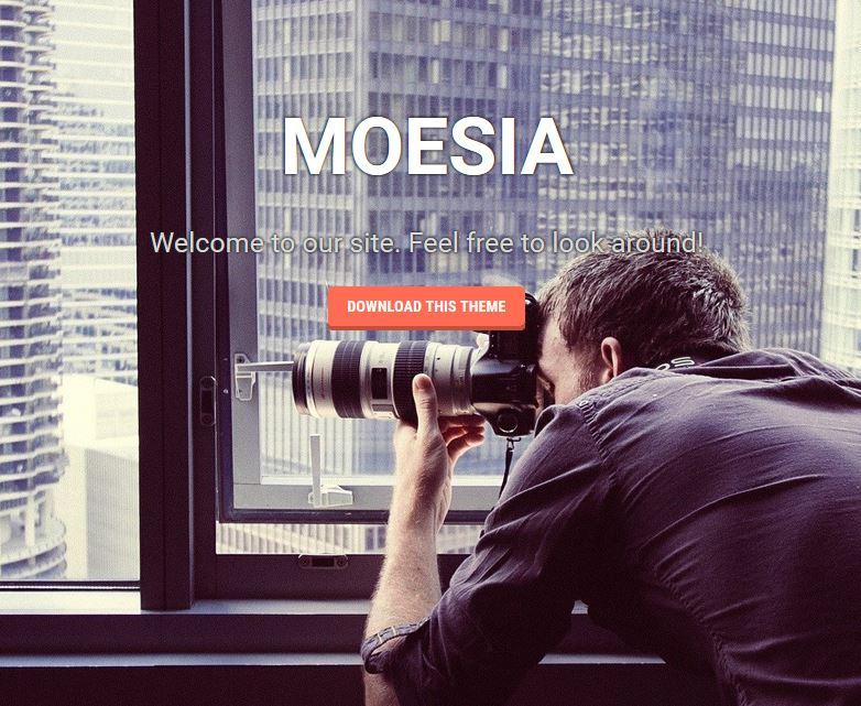 temas de wordpress receptivos gratuitos moesia