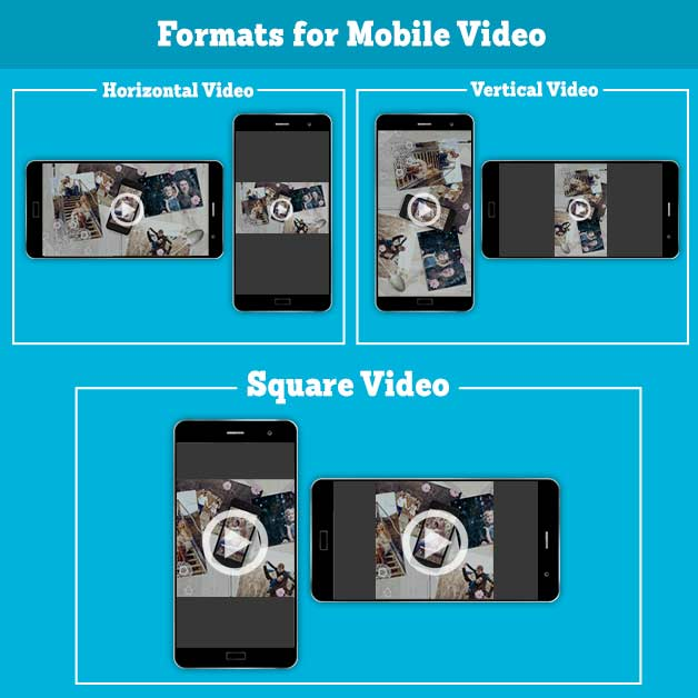Formatos de video de Instagram