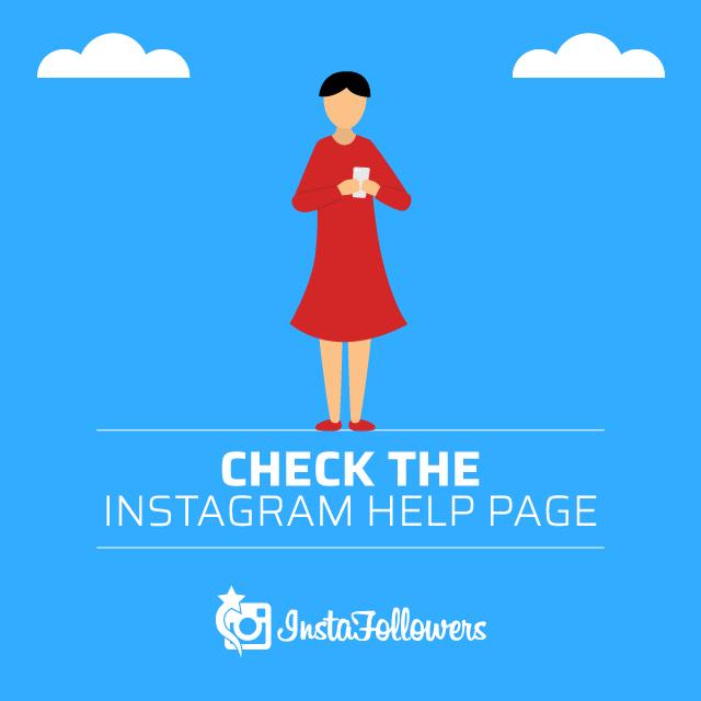 Consulta la página de ayuda de Instagram