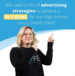Estudio de caso de publicidad digital ROAS
