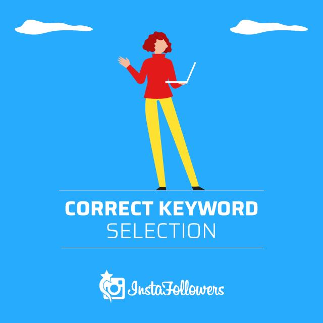 Palabras clave correctas para artículos amigables con SEO