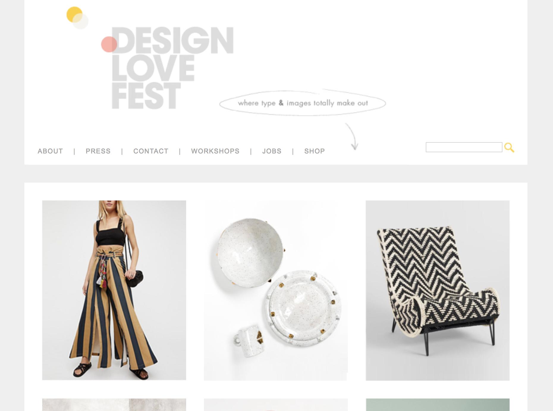 influencer marketing diseño amor fest