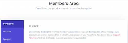 10 Área de membresía