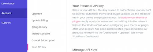 19 clave API