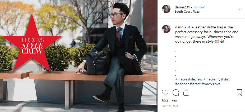 Daniel Instagram Future of Influencer Marketing