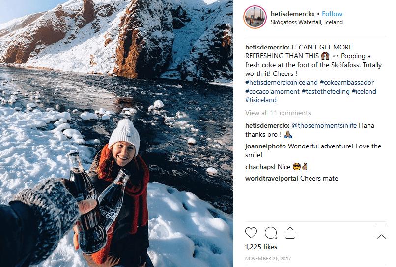 Futuro de Instagram del marketing de influencia