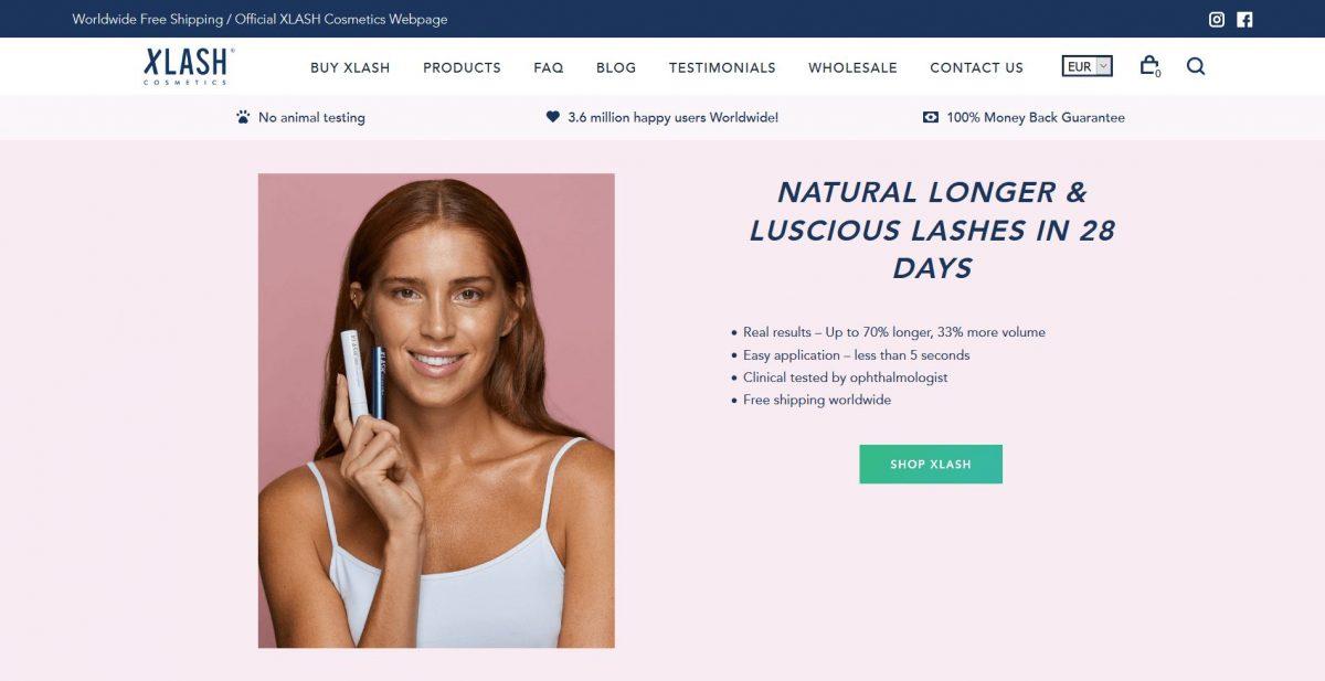 25 Programas de afiliados de maquillaje para bloggers de moda en 2020 14