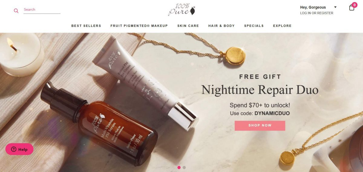 25 Programas de afiliados de maquillaje para bloggers de moda en 2020 22