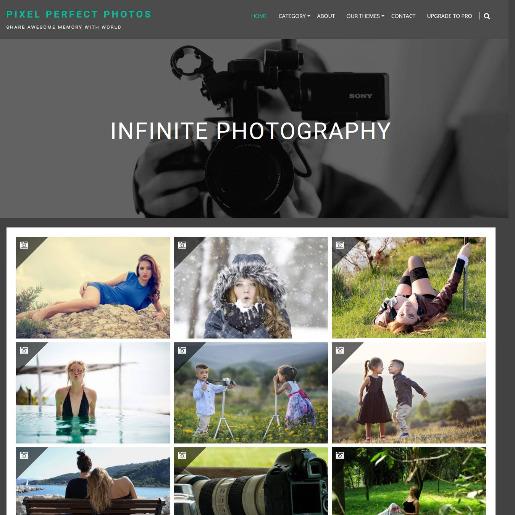 fotografía infinita