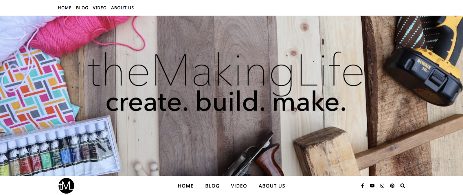 Ejemplo de elaboración de un blog gratuito creado con WordPress