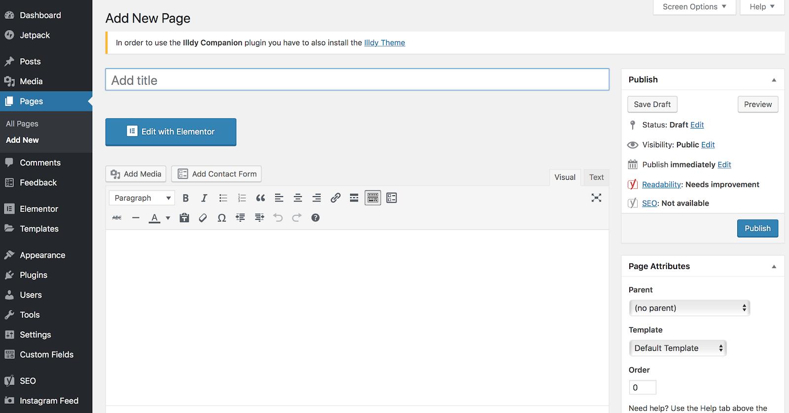 WordPress como CMS para bloguear gratis y publicar nuevas publicaciones