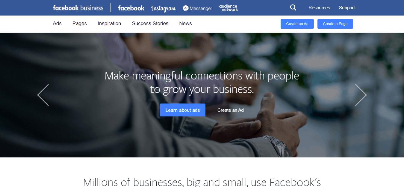 Facebook  Negocio