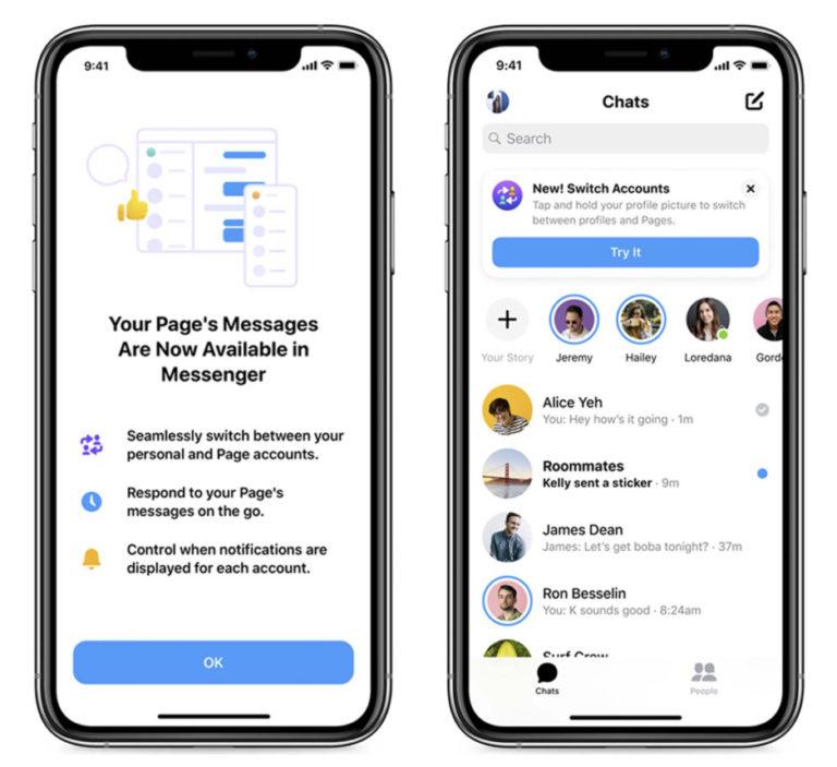 Facebook  E Instagram agregan más formas de apoyar a las empresas locales