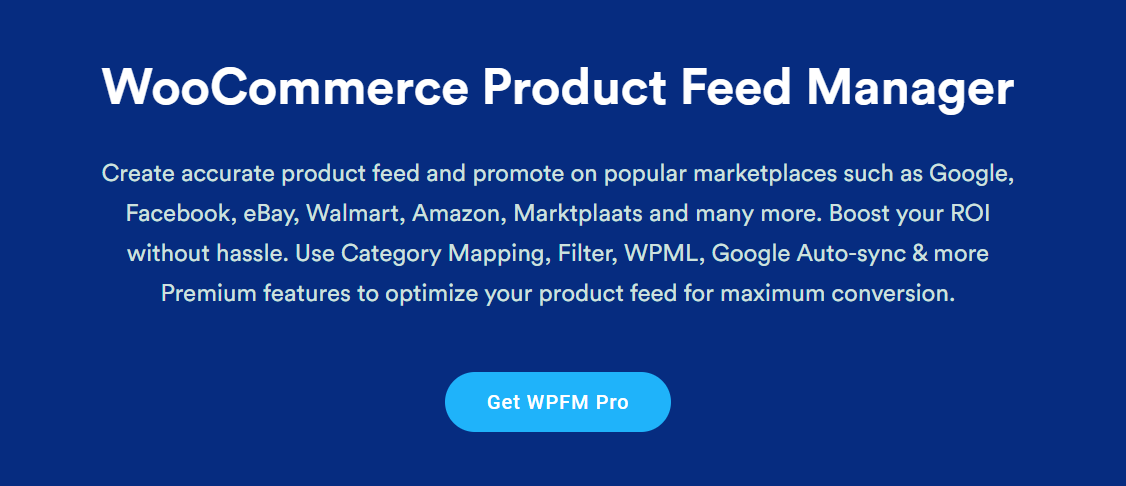 feed de woocommerce de rexthemes
