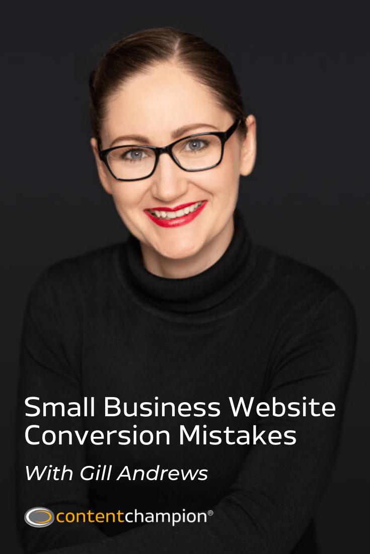 errores comunes del sitio web