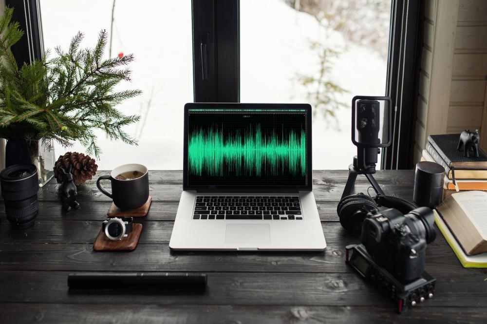 software de edición de podcast